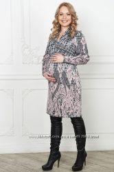 Платье Джиусанно для беременных и кормящих Бамбиномания