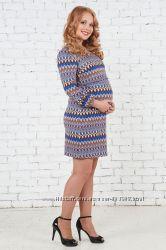 Распродажа Платье Банчетте для беременных и кормящих Бамбиномания