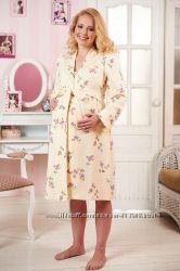 Халат Фиано подходит для беременных можно в роддом Бамбиномания