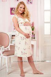 Ночная рубашка Ланчано для беременных и кормящих Бамбиномания