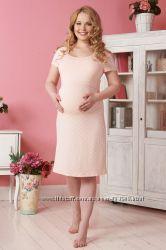 Ночнушка и платье для дома Цамброне для беременных и кормящих Бамбиномания