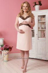 Ночная сорочка и платье для дома Фьюджи для беременных Бамбиномания