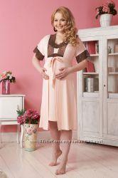 Пеньюар-халат Монтериджиони подходит для беременных Бамбиномания