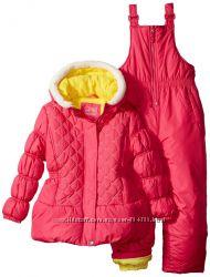 Новый теплыйзимний раздельный комбинезон девочкам на 3 годика, Оригинал США