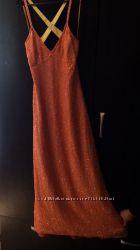 Шикарное платье в пол  Apart оригинал