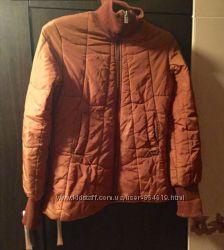 Куртка осенняя Diesel оригинал терракотовый цвет