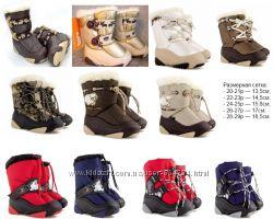 Зимние дутики Demar. Летняя акция на зимнюю обувь