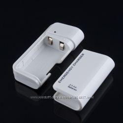Супер зарядка моб. телефона от 2-х батареек