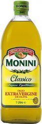 Оливковое масло Monini Classico Extra Vergine 1л