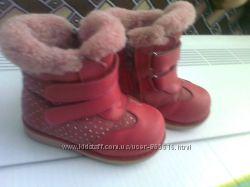 Зимние ботинки, 25 размер