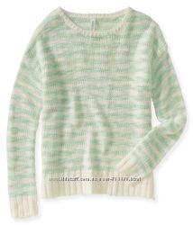 Красивый новый свитер AEROPOSTALE из Америки, размер S-M большемерит