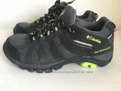 Деми кроссовки непромокаемые, Columbia Kids Redmond Explore, размеры 28