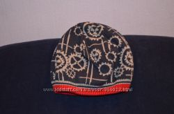 шапка для мальчика двусторонняя демисезон