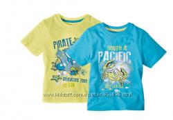 Нові котонові футболки фірми LUPILU, Topolino із Германії