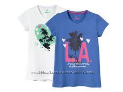 Комплект котонових футболок фірми Lupilu із Гермнії