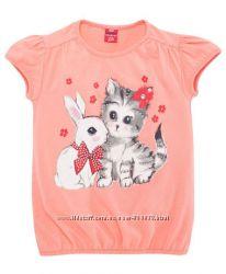 Красива котонова футболка фіри Kiki&Koko із Германії 116, 122