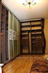 Шкафы на заказ в Киеве и Киевской области