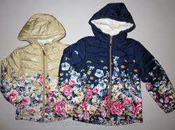 Куртка демисезонная для девочки 4-12 лет. 2935