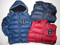 курточка зимняя для мальчика 92-128 см. 2734