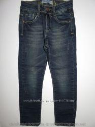 джинсы для мальчиков 98-128 см, 3443, 3445