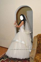 Свадебное платье меньше чем за пол цены