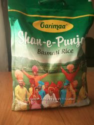 Элитный рис Басмати, производство Индия пропаренный