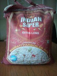 Купить элитный рис Басмати, производство Индия