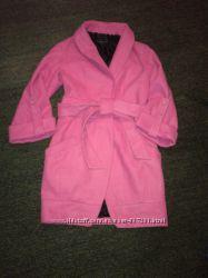 стильное пальто и костюм