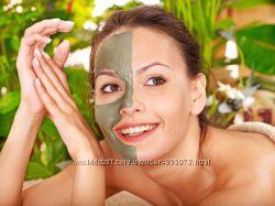Мгновенно красивая и чистая кожа Зелёная глина  из Израиля