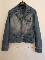 Супер джинсовая курточка HOL Jeans  размер М