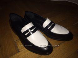 Стильные кожаные туфли minelli 39 38, 5 размер, стелька 24, 5