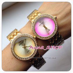 Часы Rolex точная копия в наличии золотые железные