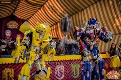 Трансформеры Роботы Одесса на любой праздник