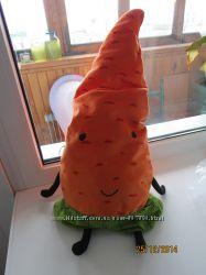 подушка-морковка