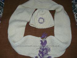 Шапка і шарф дуже красиві