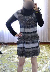 Платье туника в хорошем состоянии