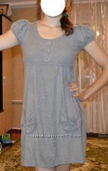 туника платье в отличном состоянии