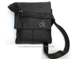 Мужская сумка - барсетка Calvin Klein, Armani