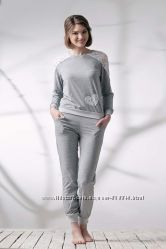 Пижама Ellen для женщин со штанами. Много моделей и расцветок.