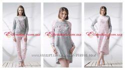 Ellen новая коллекция осень - зима 2016 2017  Сорочки, пижамы, халаты