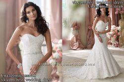 В наличии Новое кружевное свадебное платье Сheri салон Bride недорого