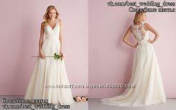 Новое В наличии нежное свадебное платье 2716 салон Bride недорого