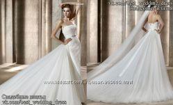 Новое В наличии Воздушное свадебное платье Balcan салон Bride недорого