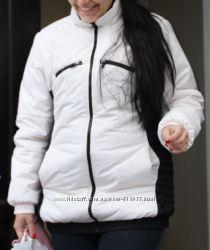 Продам курточку для беременной на осень