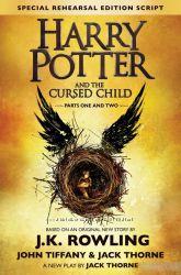 Последняя книга Гарри Поттера Harry Potter and the Cursed Child