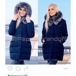 Теплое пальто, новинка