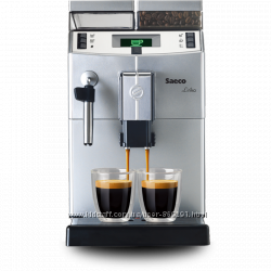 Кофемашина Philips Saeco Lirika Plus Silver - RI984101