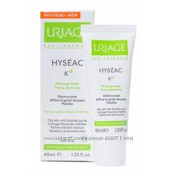 Uriage Hyseac K18 - легкая кераторегулирующая эмульсия
