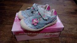 Текстильные туфли 26 р
