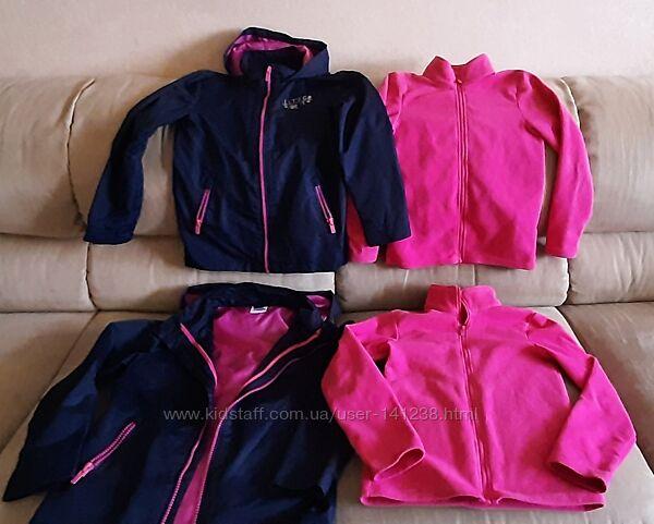 Куртка-ветровка 3в1 ТМ Yigga, бесплатная доставка